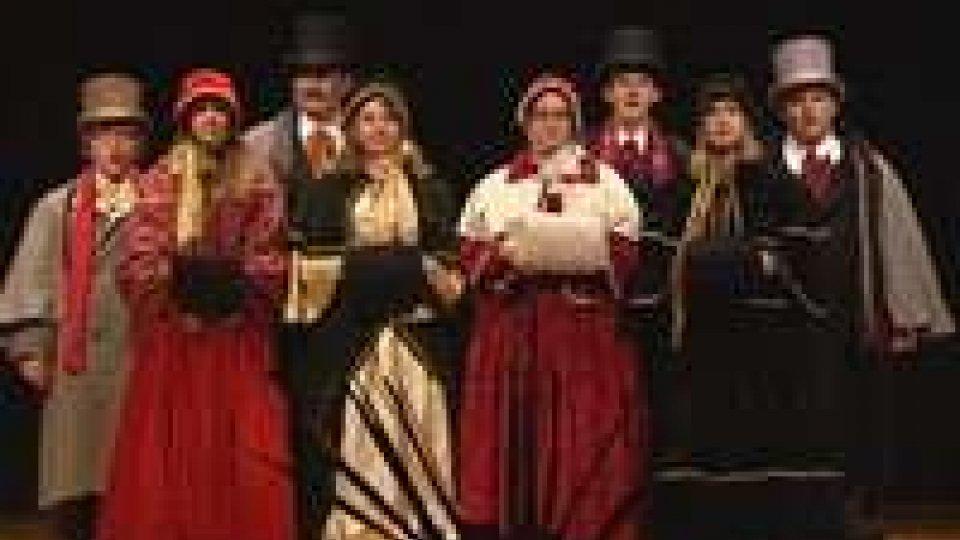 The Christmas Carolers al Titano