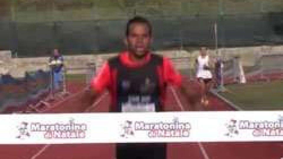 Maratonina di Natale: Hajjy e Facciani si prendono l'edizione 2015Maratonina di Natale: Hajjy e Facciani si prendono l'edizione 2015