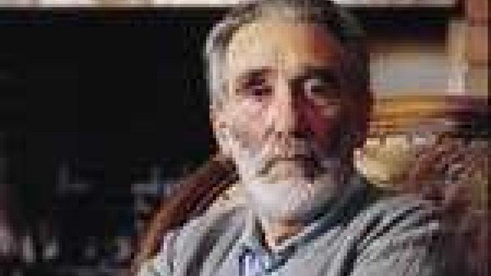 Lo scrittore Mario Rigoni Stern