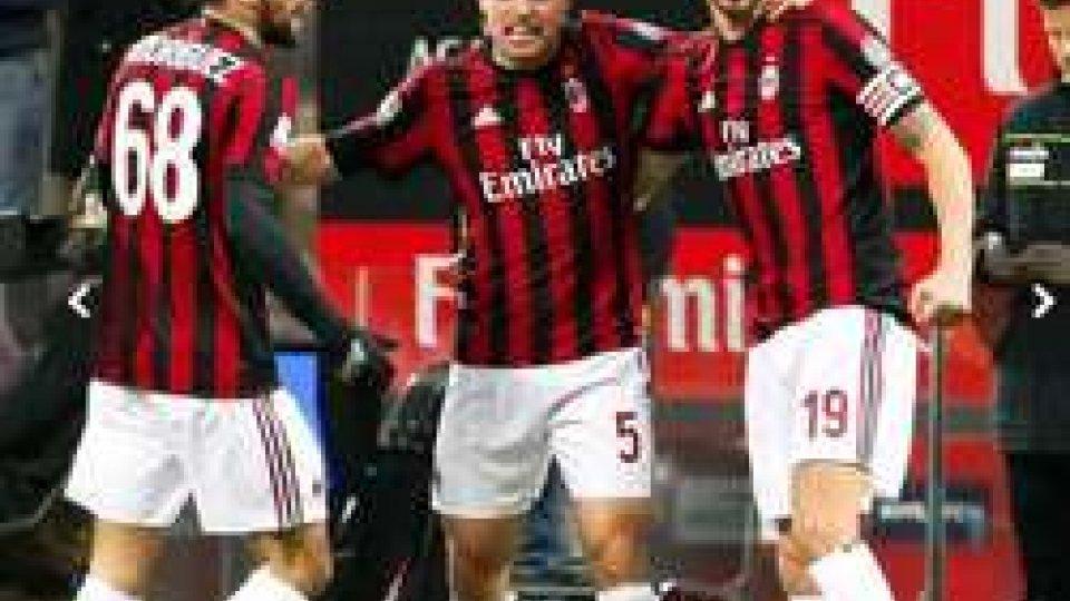 Serie A: sorpasso e controsorpasso in vetta