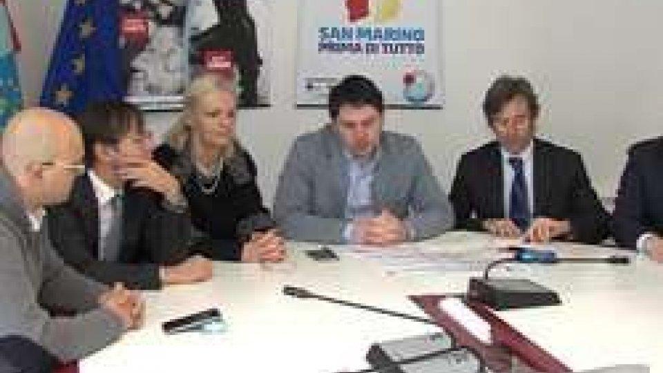 La conferenza stampa del PSDPsd: appello tornare a votare per il futuro del Paese