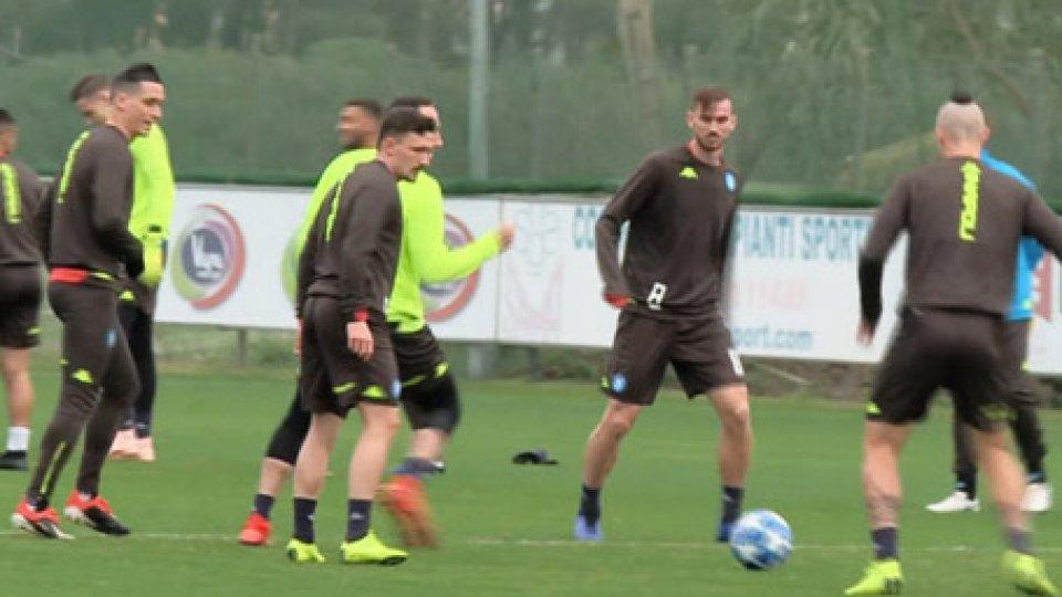 AllenamentiChampions, esame di maturità per Inter e Napoli