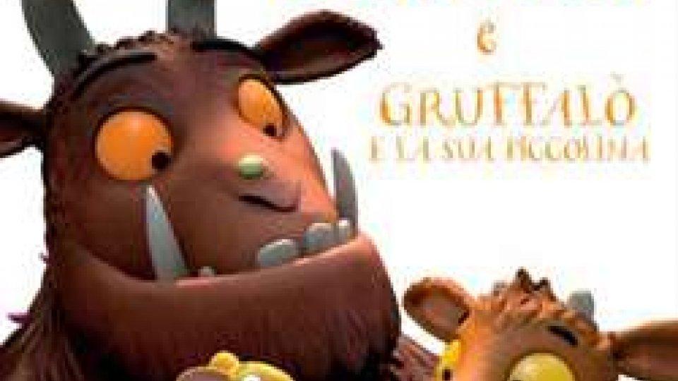IL GRUFFALÒ e GRUFFALÒ e la sua piccolina, speciale programmazione per i più piccoli