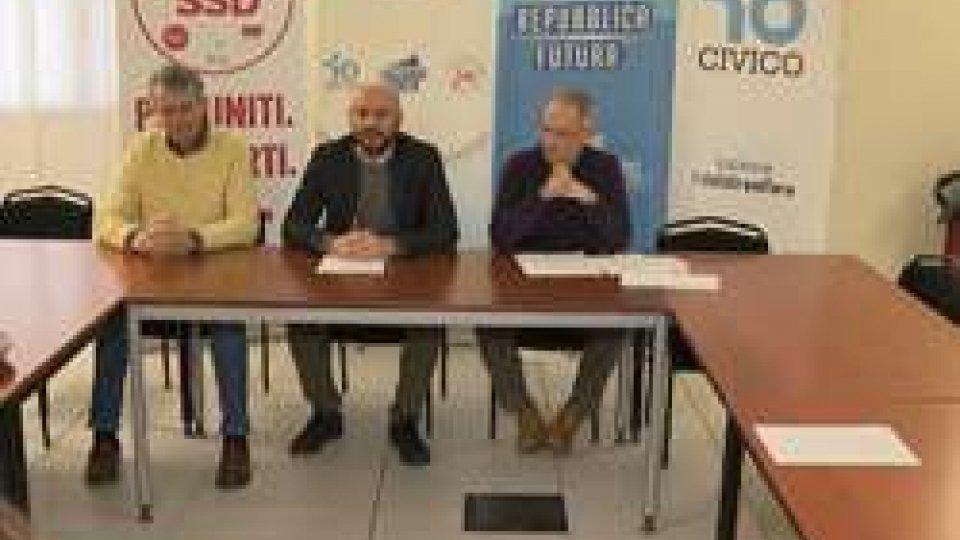 """Conferenza maggioranzaMaggioranza: """"clima diverso in Consiglio, approccio più costruttivo"""""""