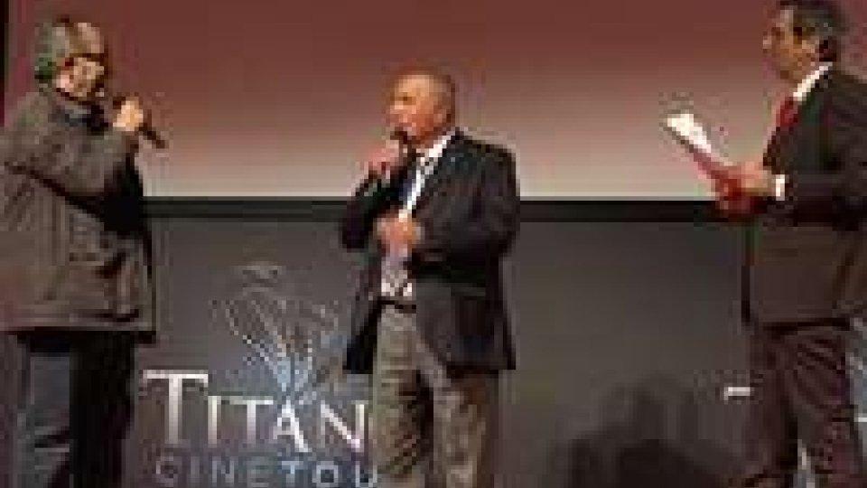 """Titano CineTour: premiato a miglior film """"Il mundial dimenticato""""Titano CineTour: premiato a miglior film """"Il mundial dimenticato"""""""