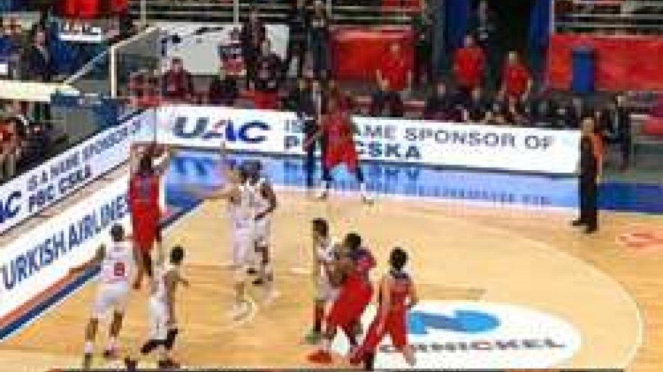 Eurolega, 9° turno: il CSKA non sbaglia, il Real tiene la scia
