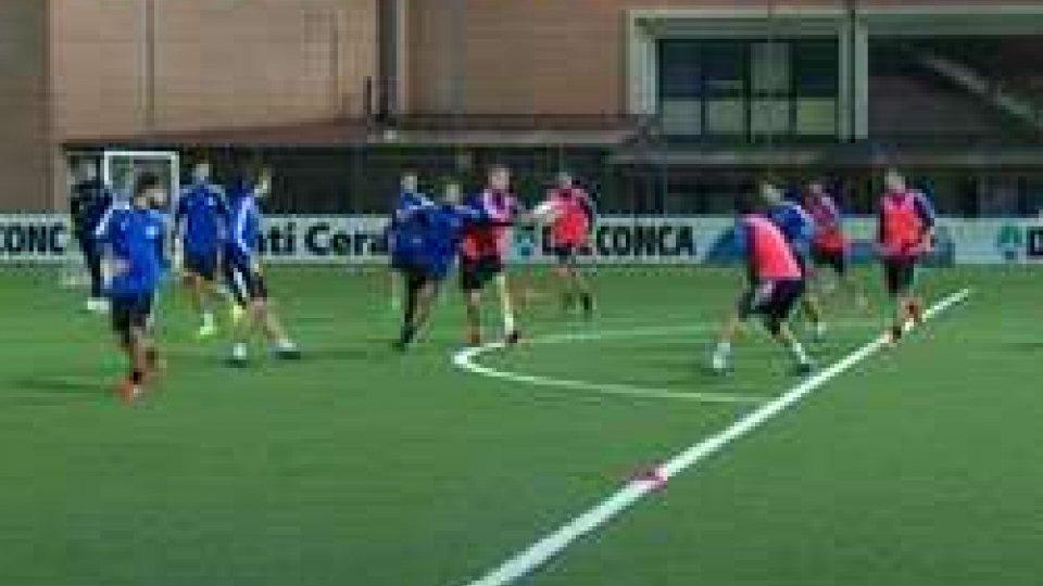 L'U21 si prepara per la Croazia, ma Berardi non c'èU21, per la Croazia c'è anche Filippo Berardi