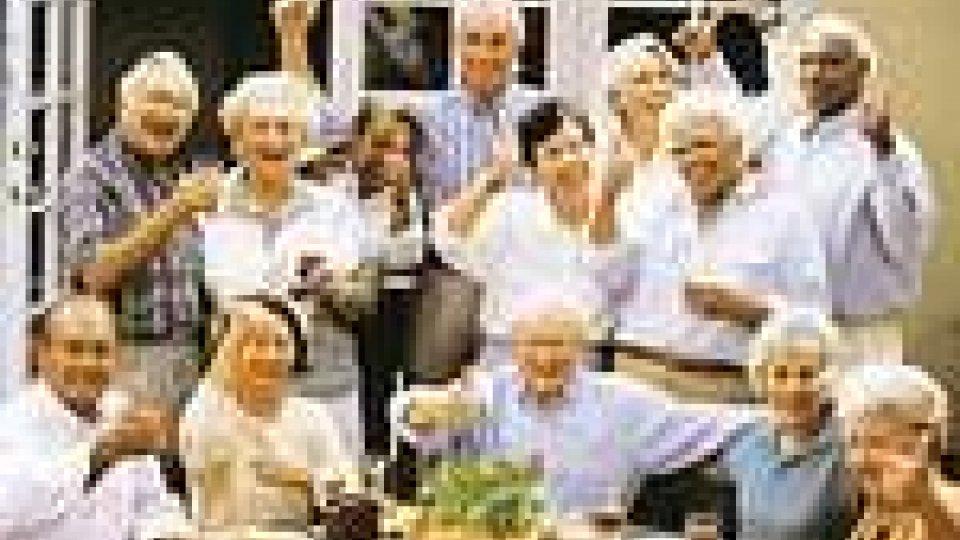 La Reggenza in visita agli anziani di Pinarella