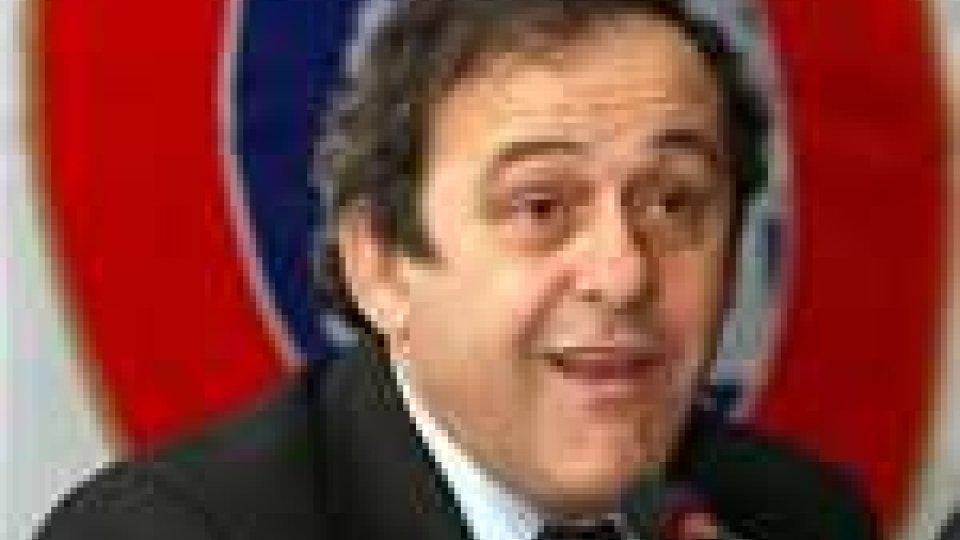 Michel Platini pronto a ricandidarsi a presidente Uefa
