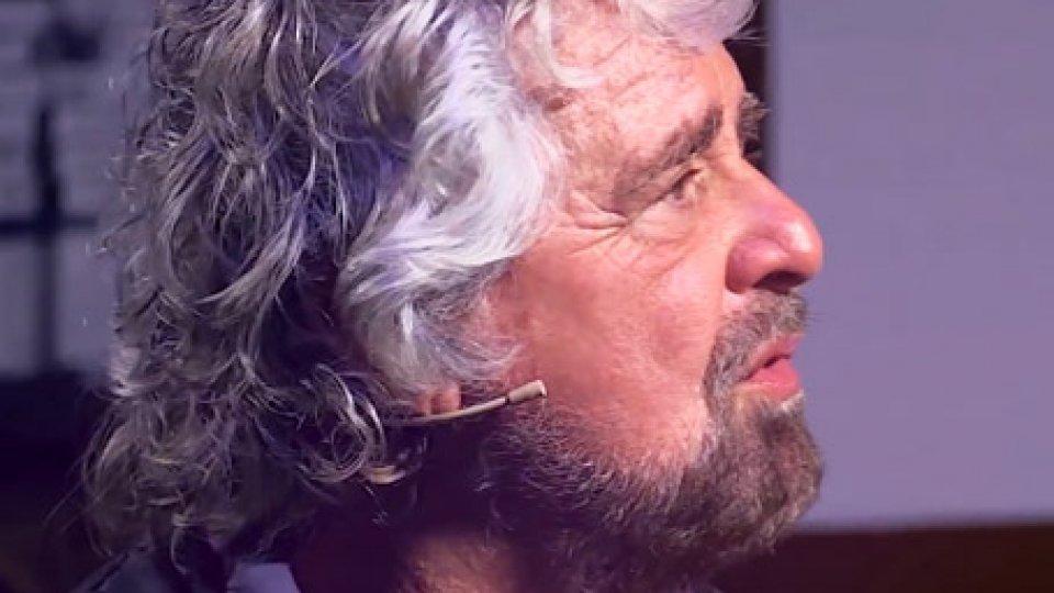 Beppe GrilloINSOMNIA come OTIUM: Grillo 'dorme' a San Marino