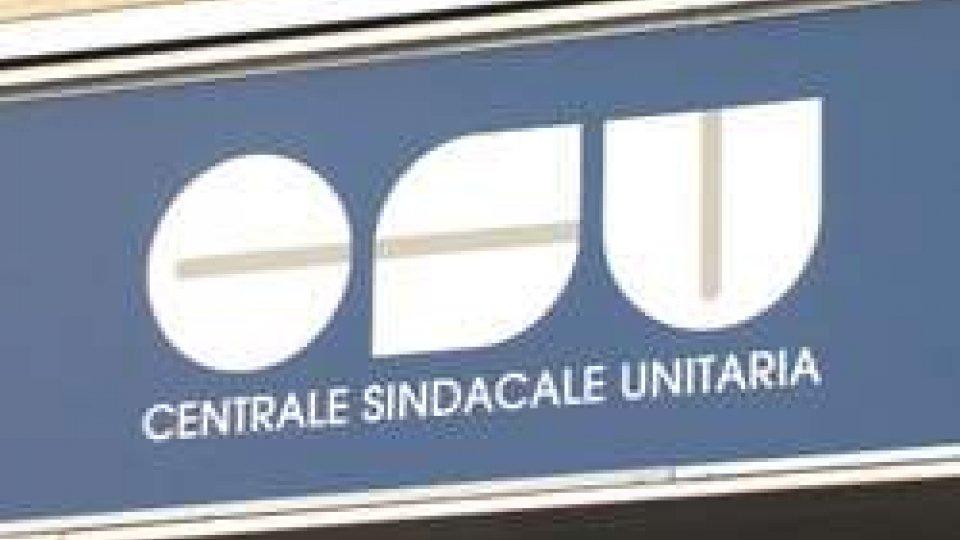 """FULCAS-CSU: """"Domani sciopero dei dipendenti della Banca di San Marino"""""""