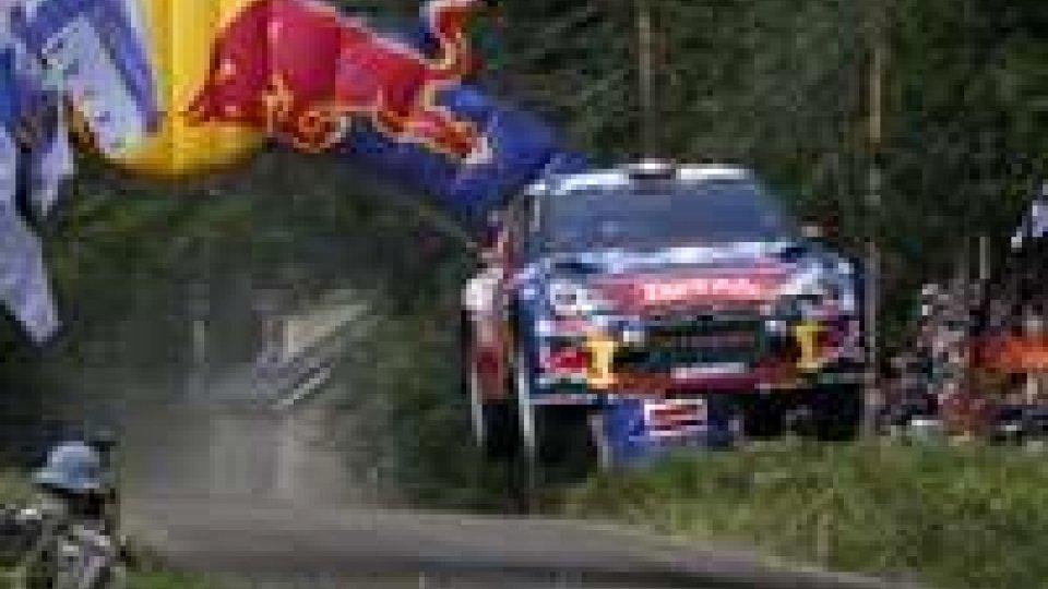 Rally di Finlandia: sesto successo stagionale per LoebRally di Finlandia: ancora Loeb