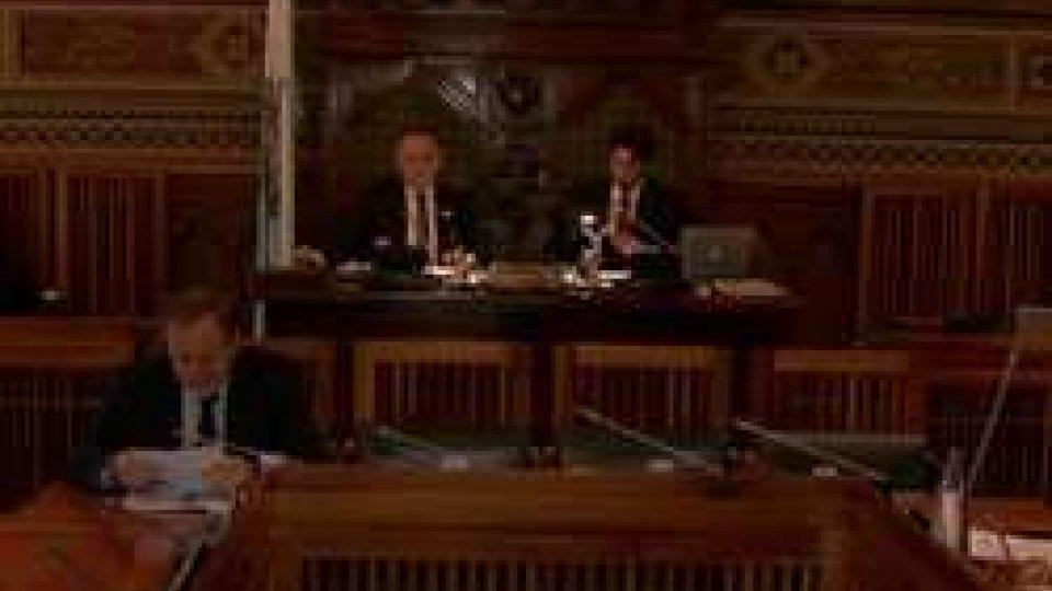 Consiglio Grande e Generale San MarinoConsiglio: approvata la Legge sulla Rappresentatività