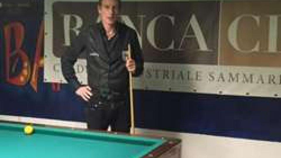 Biliardo: a Davide Della Balda la quarta ed ultima prova del Campionato Federale 2016