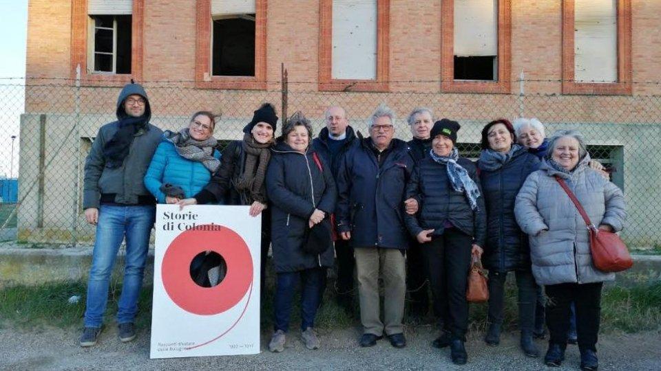 Rimini: primo ciak per il documentario Storie di Colonia, realizzato da Associazione il palloncino rosso e UniRsm