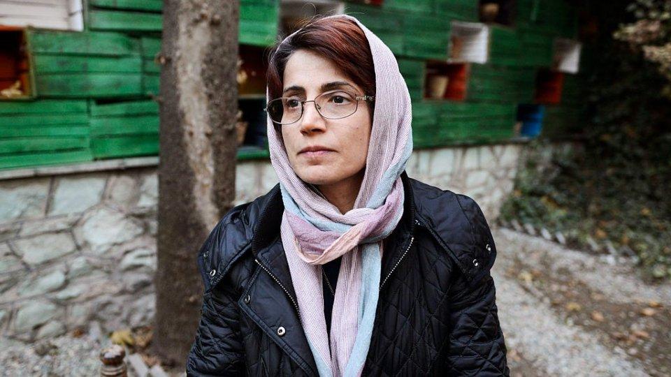 Soroptimist: in difesa di Nasrin Sotoudeh