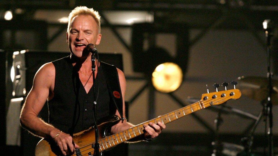Sting, a maggio il nuovo album My Songs