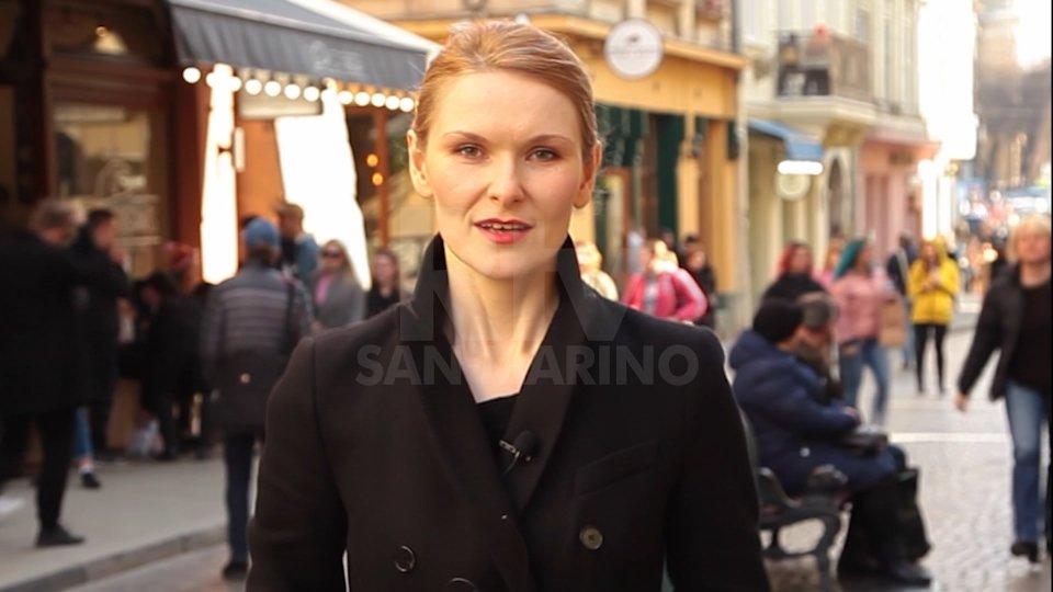Viktoriia PolishchukUcraina domani al voto per le elezioni presidenziali