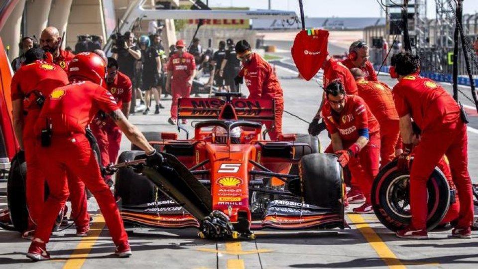 La Ferrari risorge in Bahrain