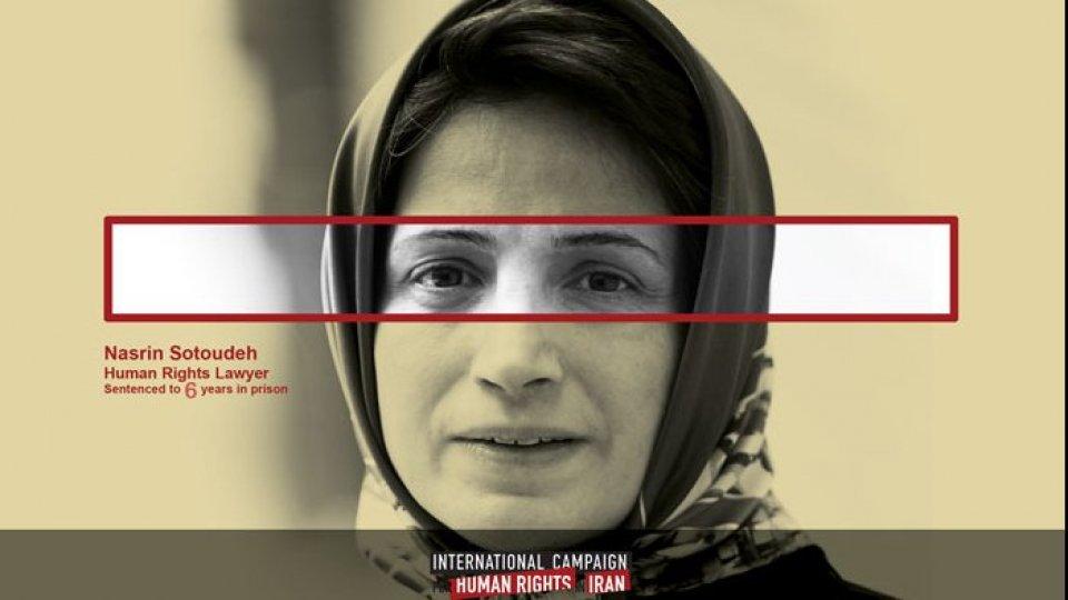Soroptimist club San Marino chiede la liberazione di Nasrin Sotoudeh