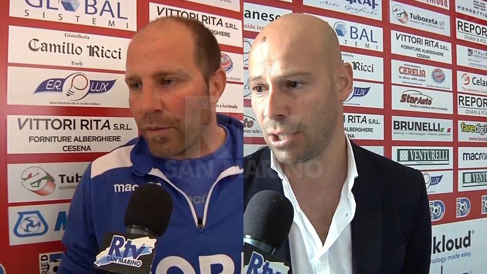 Nicola Campedelli e Luca TiozzoIntervista a Nicola Campedelli e Luca Tiozzo