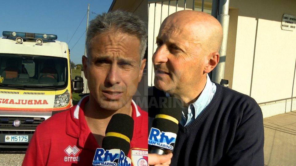 Andrea Orecchia e Rocco CotroneoSRV_ANDREA_ORECCHIA-ROCCO_COTRONEO_31032019