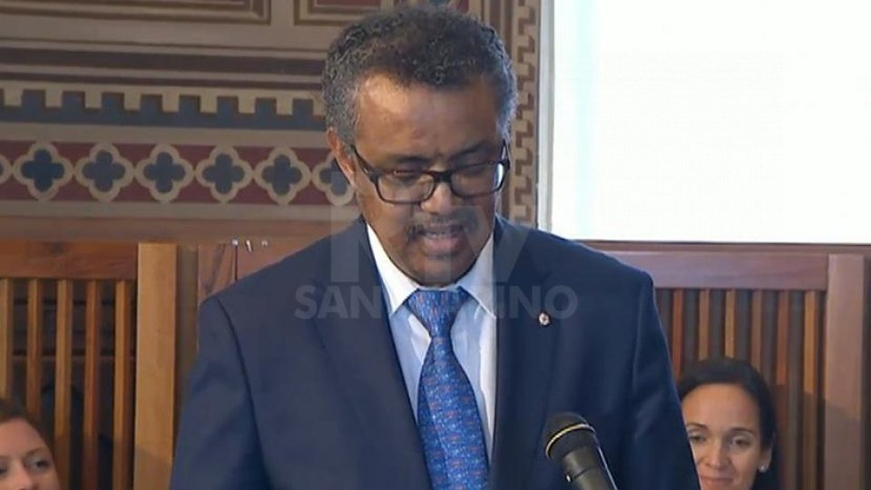 Tedros Adhanom Ghebreyesus, direttore generale dell'OMS
