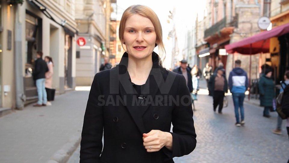 Victoria PolishukUcraina: al primo turno delle presidenziali si impone Zelensky. Poroshenko punta su un dibattito in vista del ballottaggio