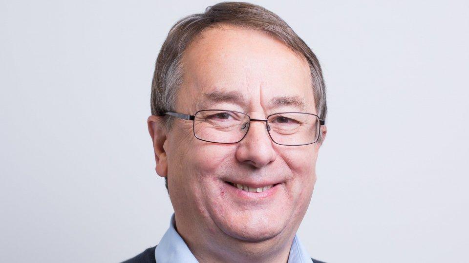 Rob Gandy della Liverpool John Moores University