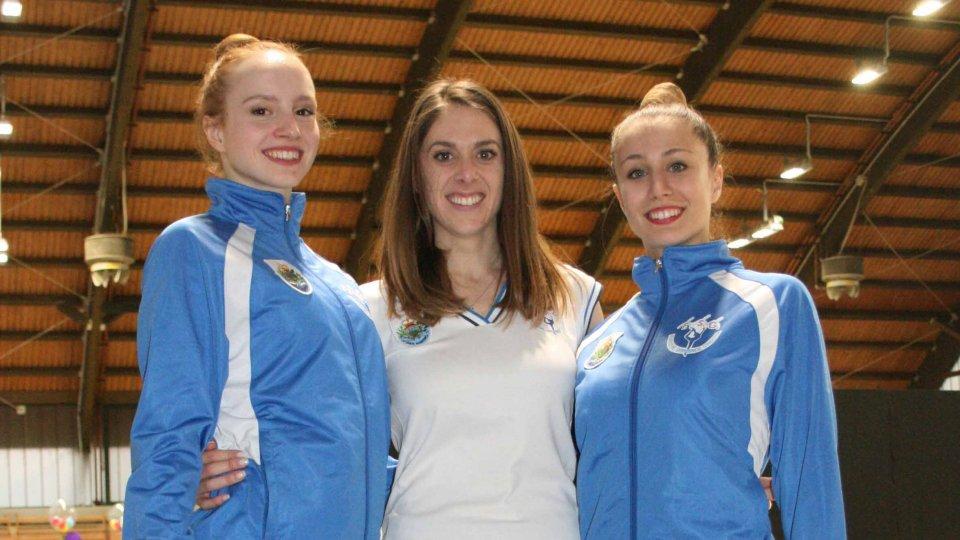 La FSG schiera due atlete alla World Cup di Pesaro