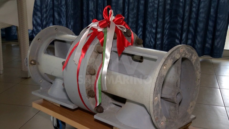 Rimini: l'inconfondibile suono del nautofono tornerà a risuonare entro Pasqua