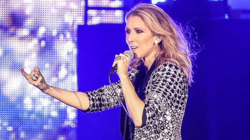 Celine Dion ritrova Courage