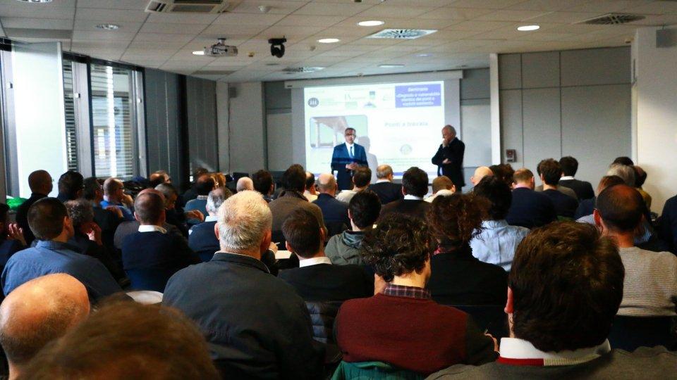 UniRSM: circa cento partecipanti al convegno dell'Università di San Marino sul degrado e la vulnerabilità sismica di ponti e viadotti