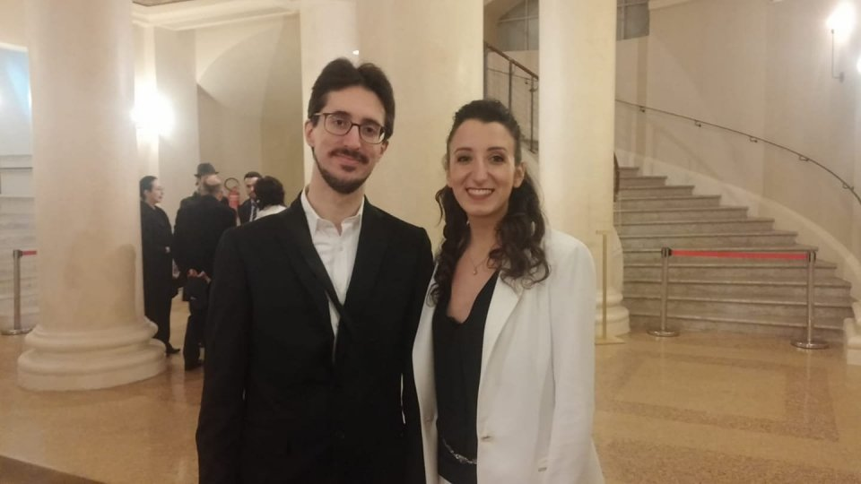 Fernanda Pollini e Mattia Guerra - Seconda parte