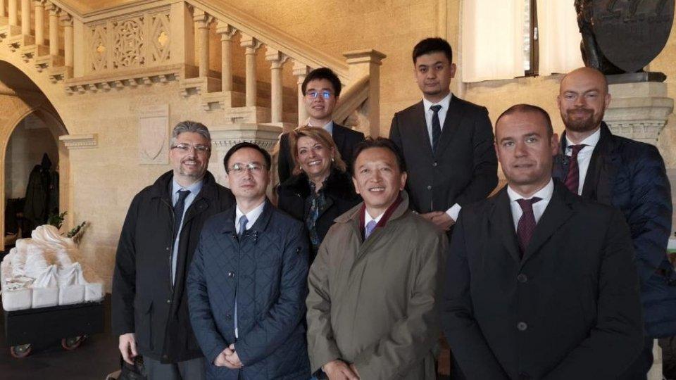 San Marino - Cina, quali opportunità