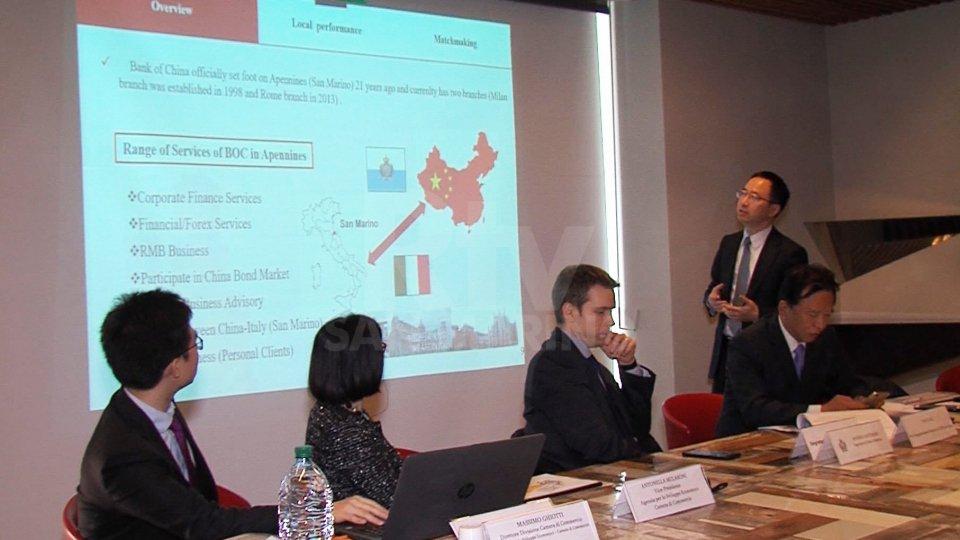 Opportunità di business con la CinaSan Marino sulla via della seta