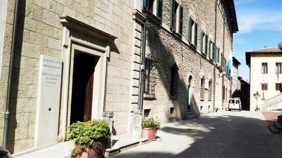 Segreteria Finanze: introdotta la fatturazione elettronica nei rapporti di scambio tra San Marino ed Italia