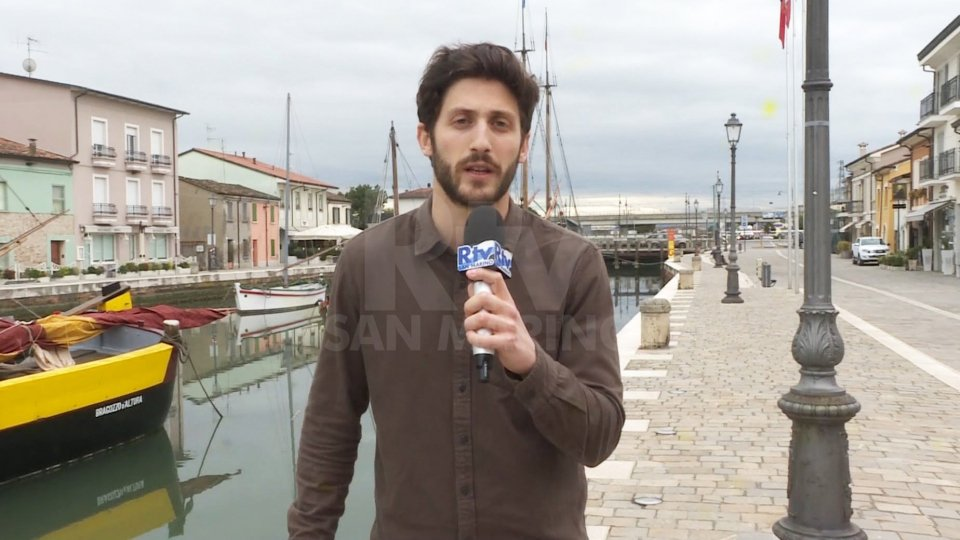 """Giacomo Barducci""""Leonardo - la natura, l'acqua e il mare"""" al Museo della Marineria di Cesenatico"""