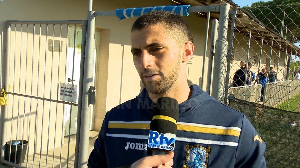 Simone Benedettini, portiere del San MarinoSerie D: scontro salvezza per il San Marino, il Cesena riparte dal Montegiorgio