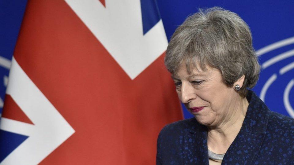 Brexit: cresce il pressing sulla May