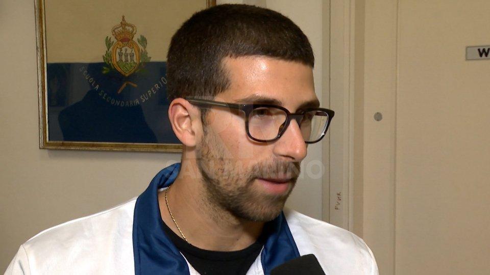 """Andrea Ercolani VoltaAndrea Ercolani Volta: """"In Montenegro sarà una bella gara. l'obiettivo che mi pongo è battere me stesso"""""""