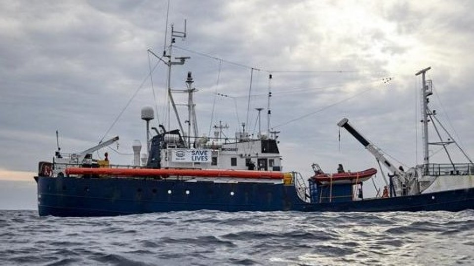 """Ong tedesca, appello a governo maltese: """"aiutateci, il tempo sta peggiorando"""""""