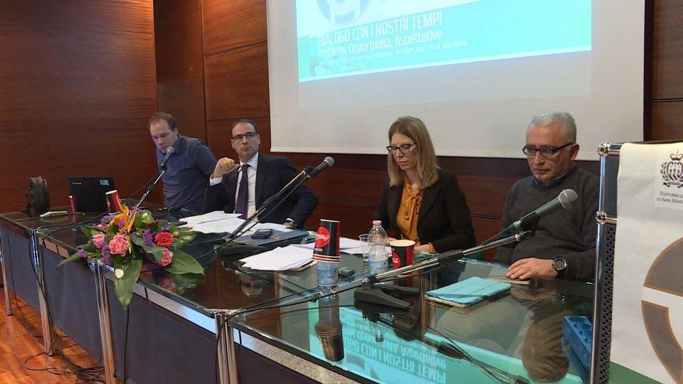 A Strasburgo: consensi ed applausi al 4° Forum del Dialogo di San Marino