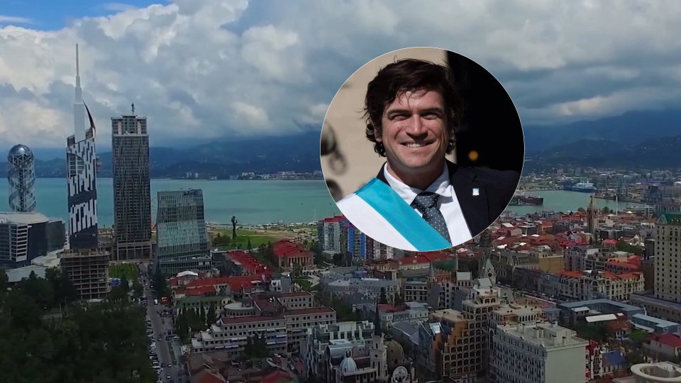 Nel tondino: Tomaso RossiniCittà del futuro: San Marino a Ginevra insieme a sindaci e rappresentanti dei Paesi europei