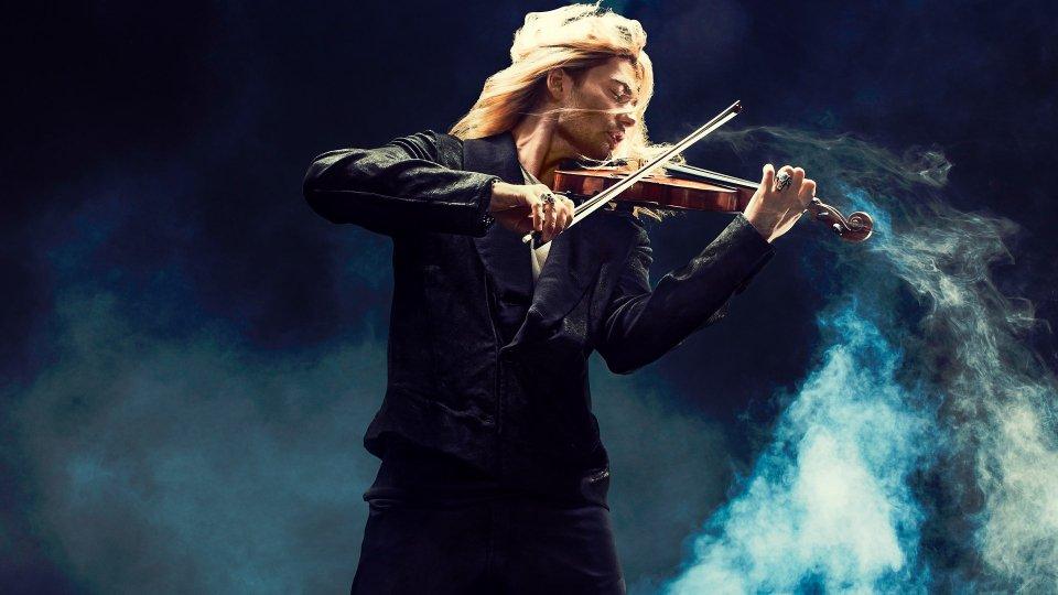 Il violinista del diavolo all'Arena