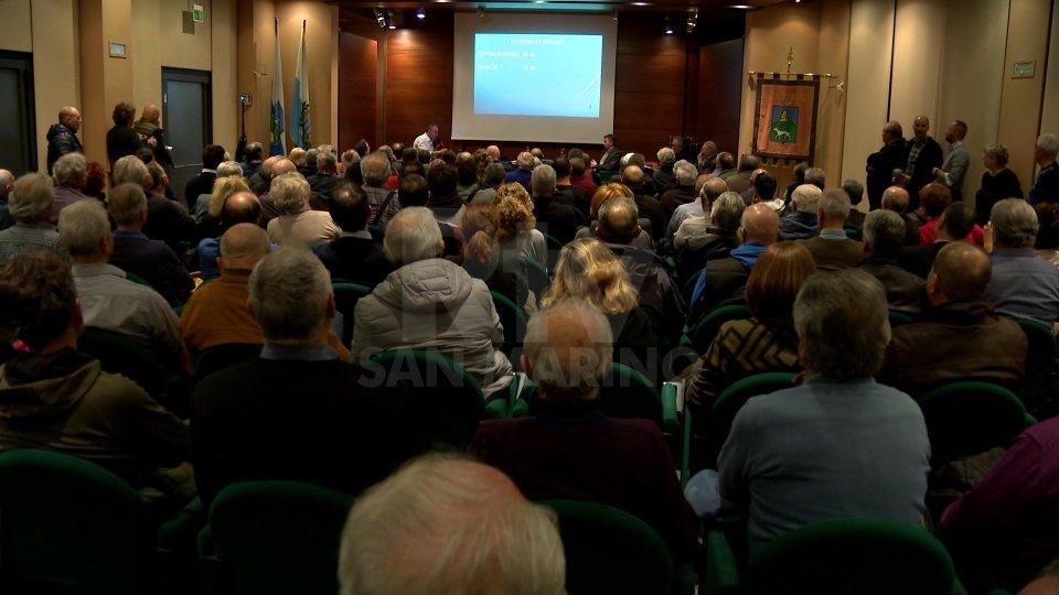 Fondi pensione e Banche al centro della serata a Domagnano