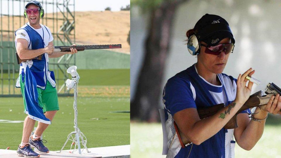 Tiro a Volo, Coppa del Mondo: Perilli-Berti quarti nel Mixed Team di Al Ain