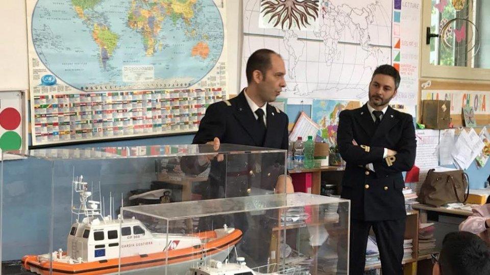 """La Capitaneria di Porto di Rimini celebra la """"Giornata del Mare e cultura marinara"""""""