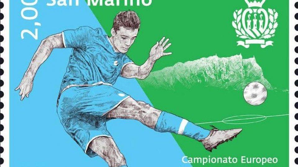 Filatelia: emissione dedicata al Campionato Europeo di Calcio Under 21 2019