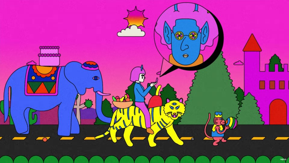 "Esce oggi il CD ""Labirinth, Sia and Diplo present LSD"""